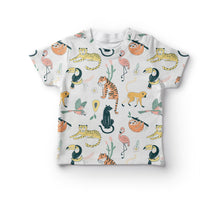 Load image into Gallery viewer, TEE SHIRT UNISEX -  JUNGLE FRIENDS SS19/20