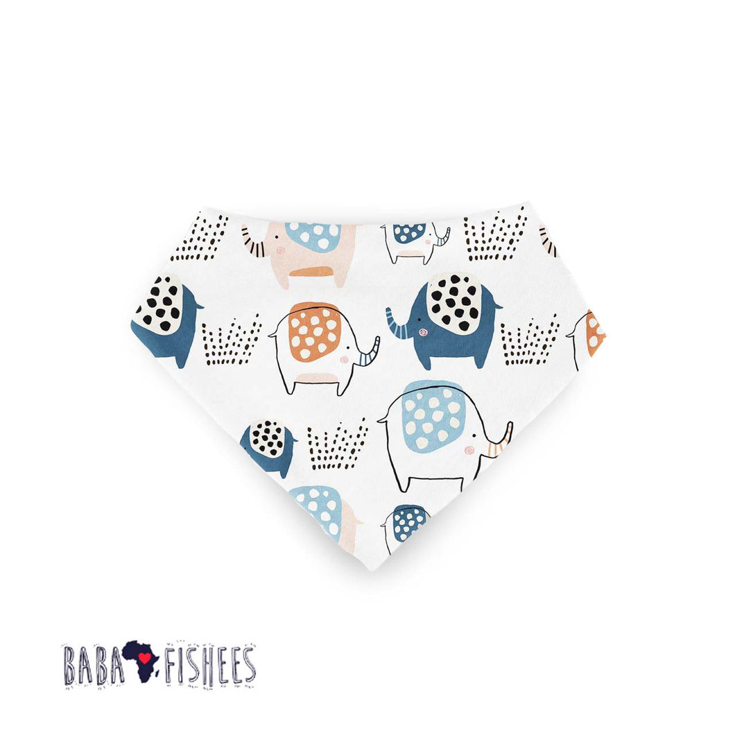 BANDANA BIB SS19/20  ELLIE THE ELEPHANT