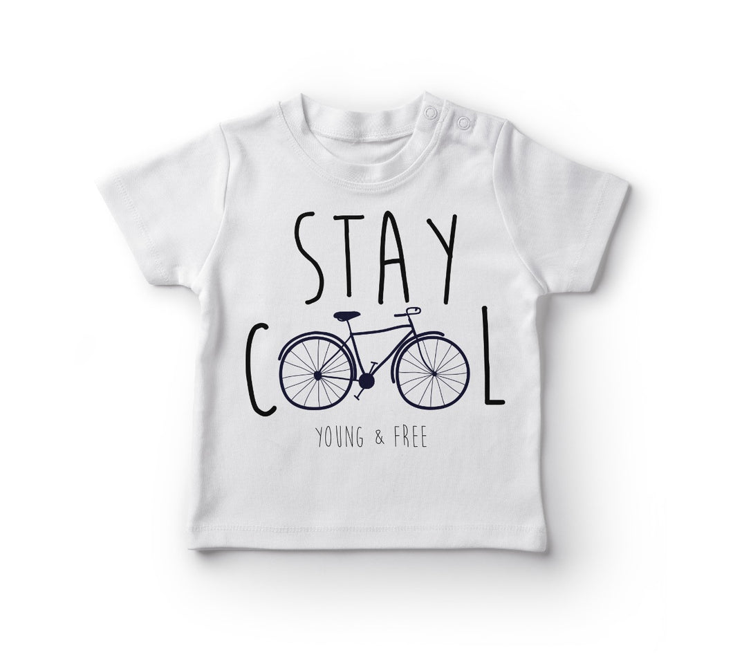 TEE SHIRT UNISEX - STAY COOL SS19/20