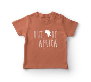 TEE SHIRT UNISEX -   OUT OF AFRICA SS19/20