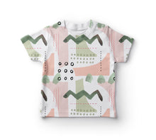 Load image into Gallery viewer, TEE SHIRT UNISEX -   ABSTRAT GREEN SPLODGE SS19/20