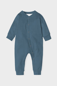 ZIPPY ROMPER - BLUE