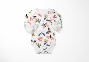 CLASSIC ONESIE - BUTTERFLYS AW20