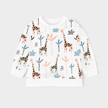 Load image into Gallery viewer, SWEAT SHIRT - GIRAFFES AW20