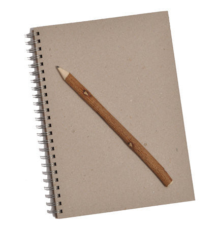 """Monsoon Forest"" Notebook Reverse"