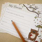 """Baby Shower"" Invitation"