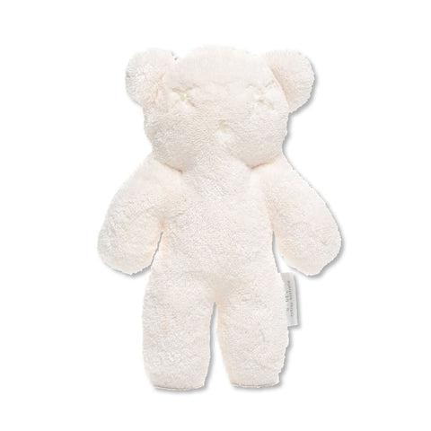 Britt Bear Snuggles Small Teddy - White