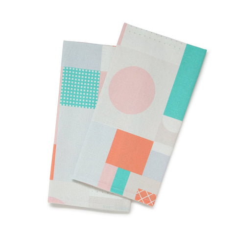 Forest Floor Tea Towel Set