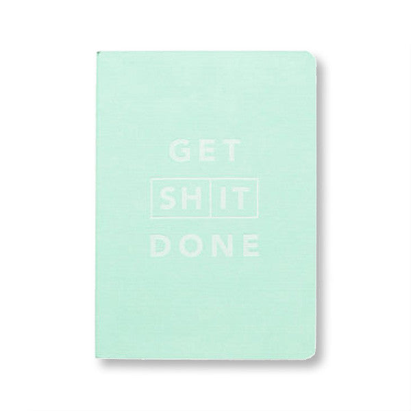 Mi Goals - Get Shit Done Mint