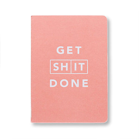 Mi Goals - Get Shit Done Coral
