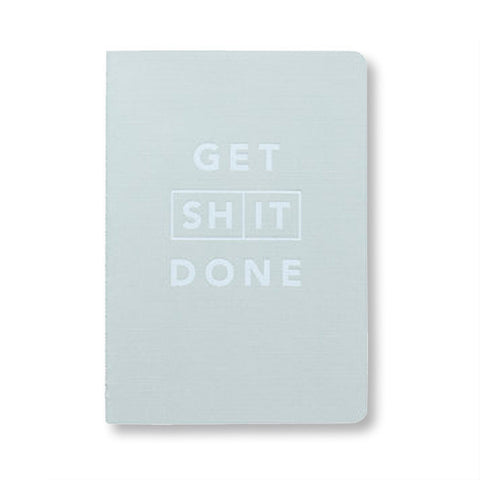 Mi Goals - Get Shit Done Grey