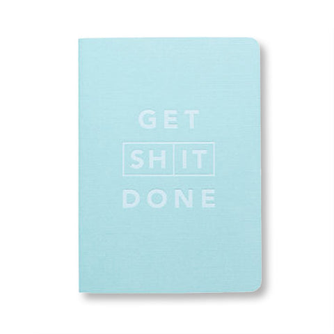 Mi Goals - Get Shit Done Sky Blue