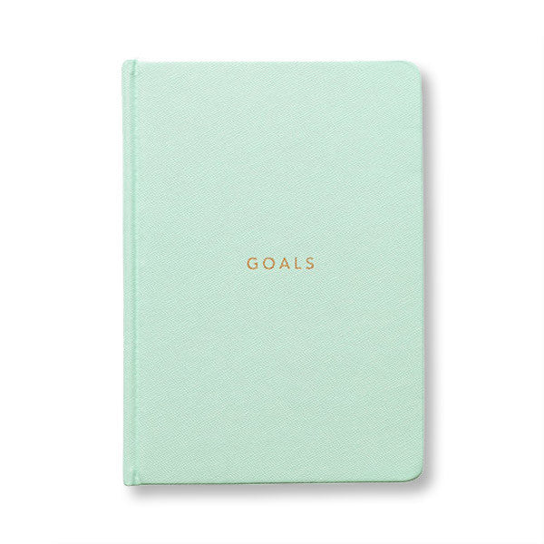 Mi Goals Notebook - Mint