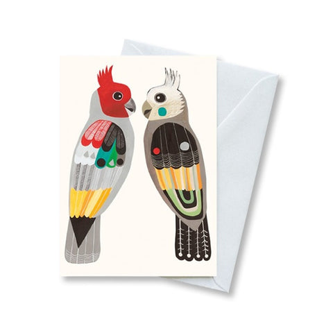 Inaluxe Greeting Card - Gang Gangs