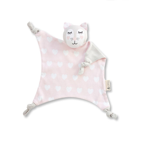Kitty Kippin Baby Comforter