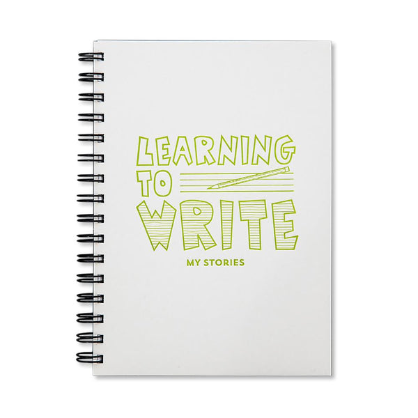 Learning To Write - Write To Me