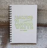 Write to Me - Learning to Write Journal