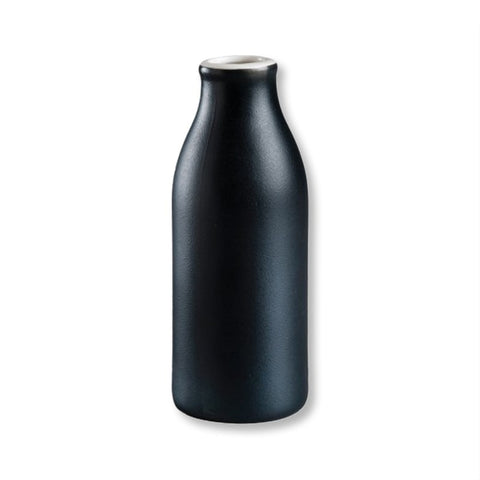 Mini Milk Bottle Black - Robert Gordon