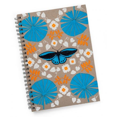 """Monsoon Forest"" Notebook"