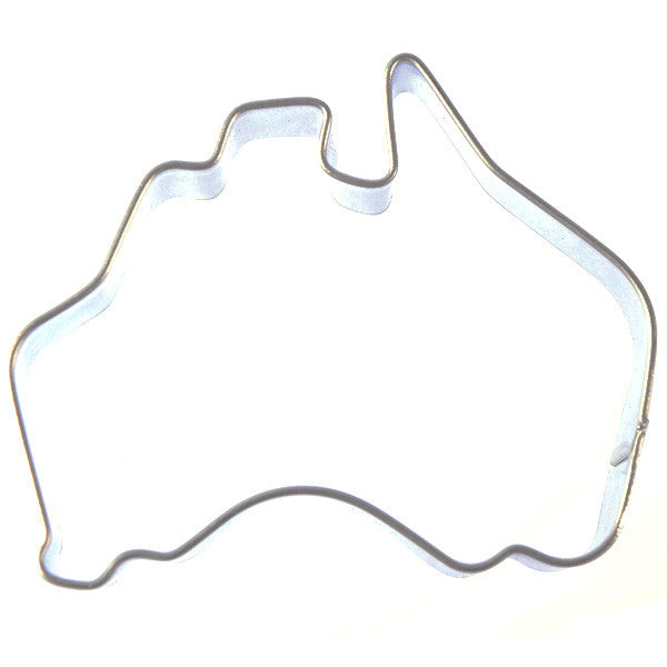 Map of Australia Cookie Cutter