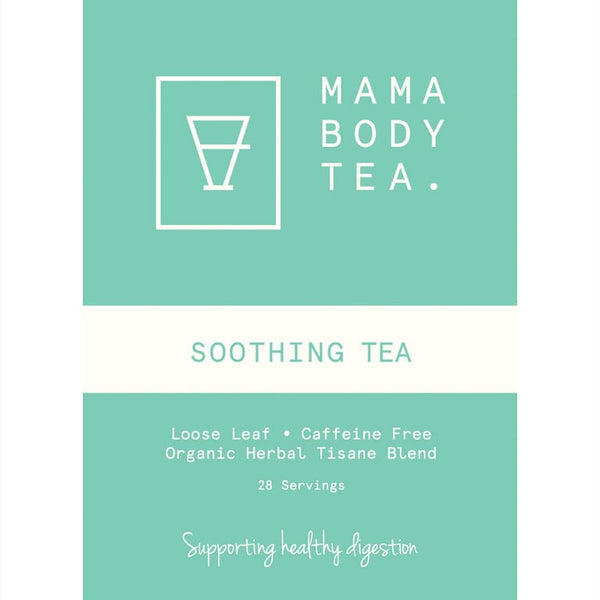 Soothing Tea - Aids digestion