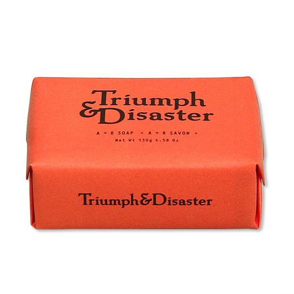 Triumph and Disaster A and R Soap