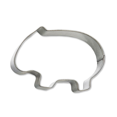 Wombat Cookie Cutter