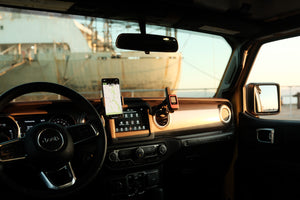 Free Open Source Jeep® JL / Gladiator air vent phone mount - Offroam