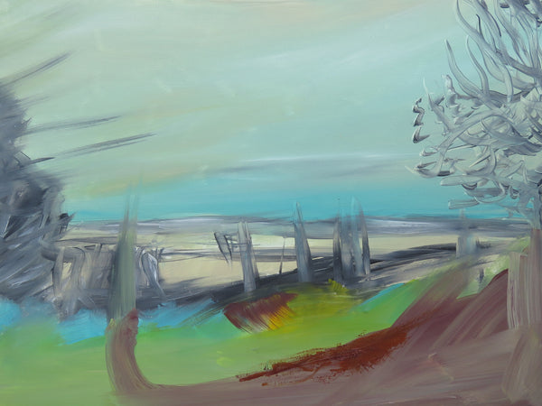 psycho landscape in oil 2