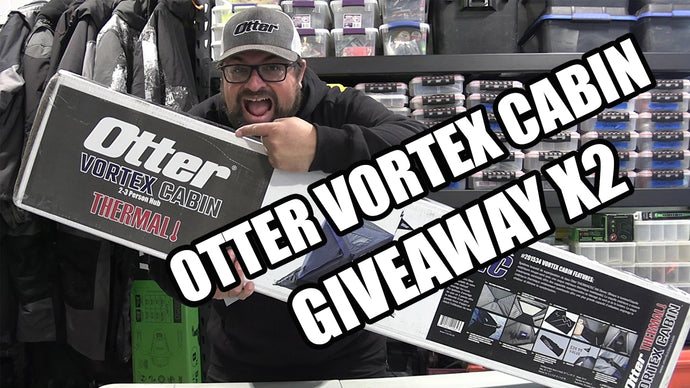 Otter Outdoors Vortex Hub Giveaway!!