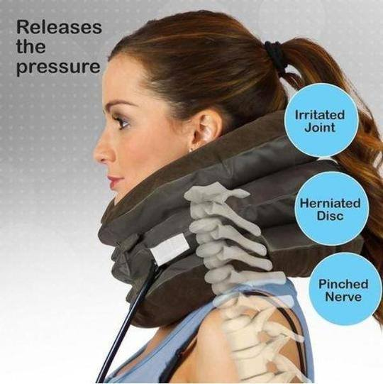 Cervical Neck Traction Device -  70%OFF!