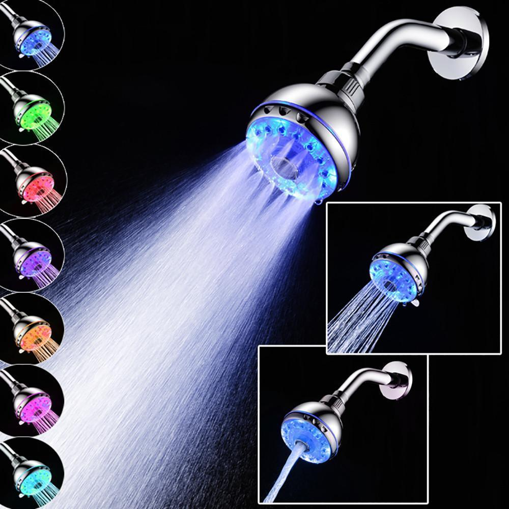 Bathroom Light Shower - 60% OFF!