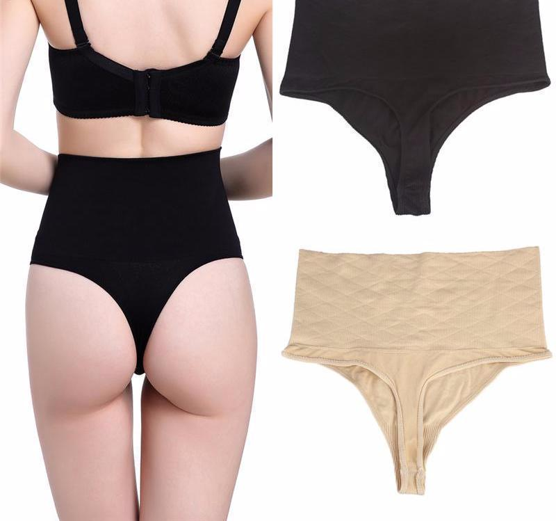 High Waist Body Shaper Panties SALE - 75% OFF!