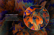 Load image into Gallery viewer, Expand: Energetic 3D Textures