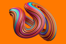 Load image into Gallery viewer, Twist: Swirling 3D Shapes