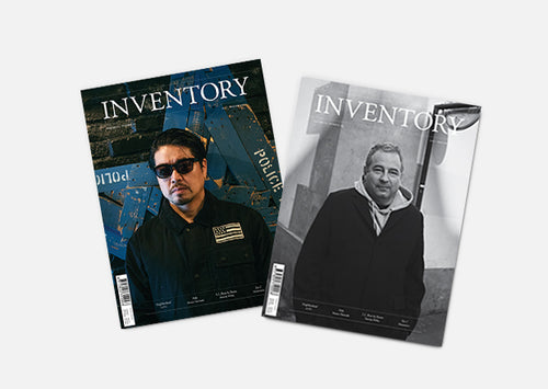 INVENTORY MAGAZINE - ISSUE 09 | FALL – WINTER 2013