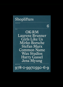 Shoplifters Issue 6 - Actual Source