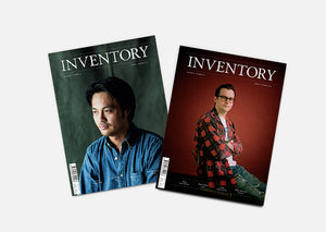 INVENTORY MAGAZINE - ISSUE 10 | SPRING – SUMMER 2014