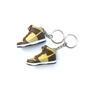 Air Force 1 High Mini Sneaker Key Chain