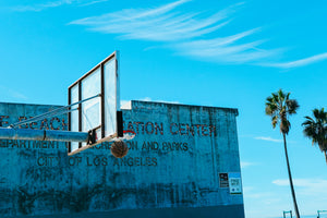 Basketball Hoop Venice Beach Swish