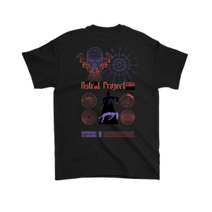 Astral Projection Tee on Gildan