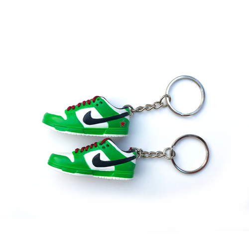 Nike Dunk SB Low Mini Sneaker Key Chain