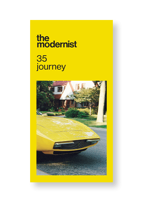The Modernist Issue 35