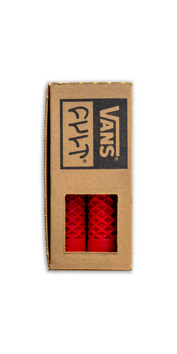 Vans x Cult Waffle Grip (Red)