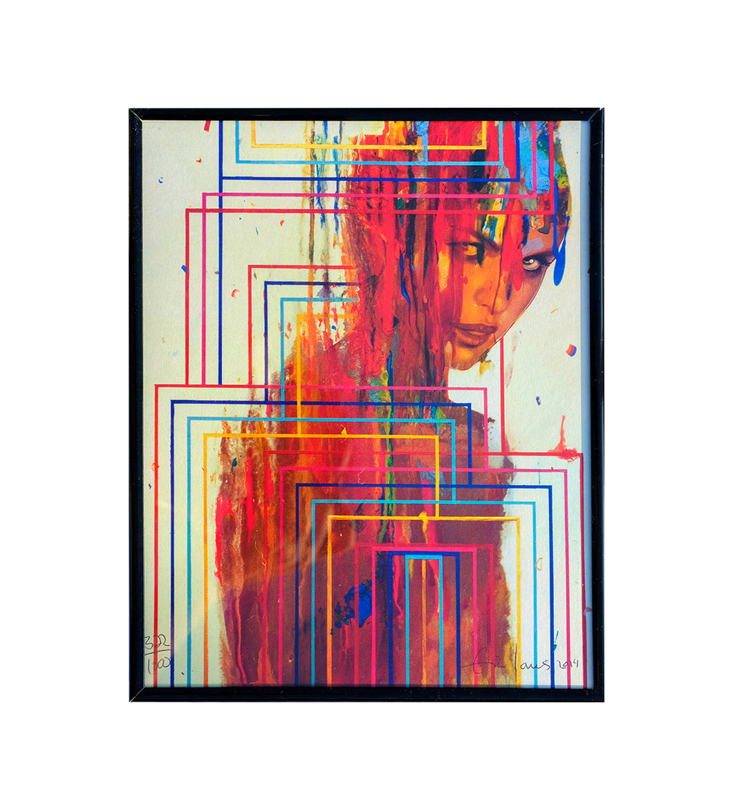 Erik Jones - IM-10 - Limited Edition Print