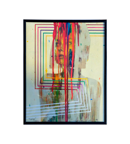 Erik Jones - IM-09 - Limited Edition Print