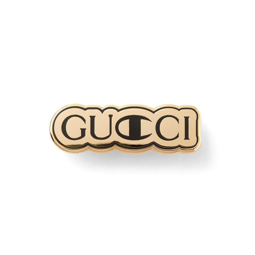 GGCHAMP LAPEL PIN