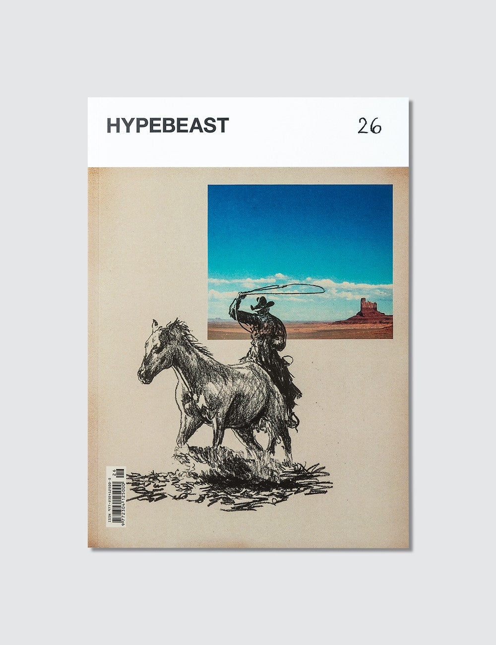 Hypebeast Magazine Issue 26: The Rhythms Issue
