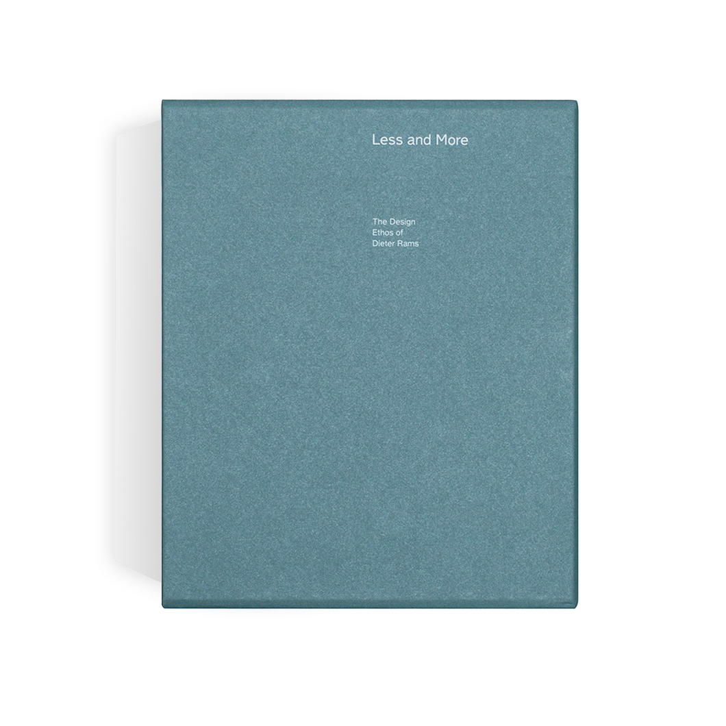 LESS AND MORE - THE DESIGN ETHOS OF DIETER RAMS