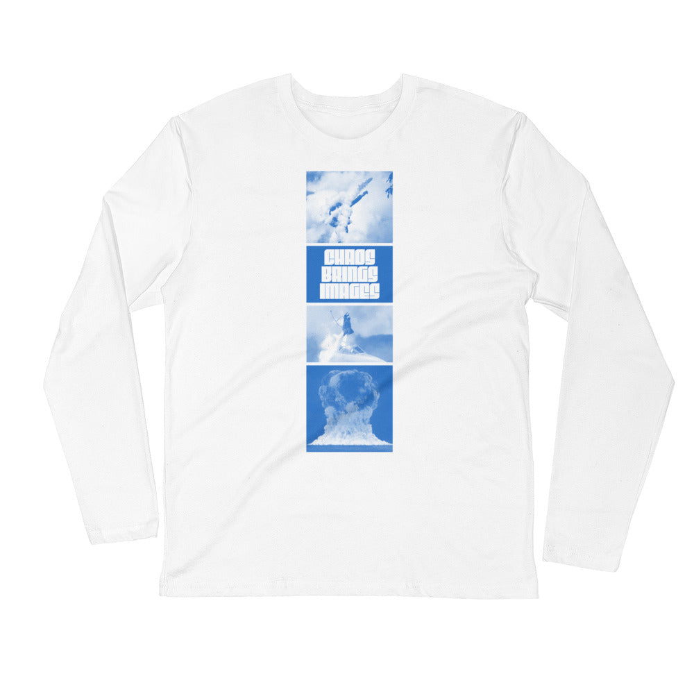 Chaos Brings Images Long Sleeve Tee